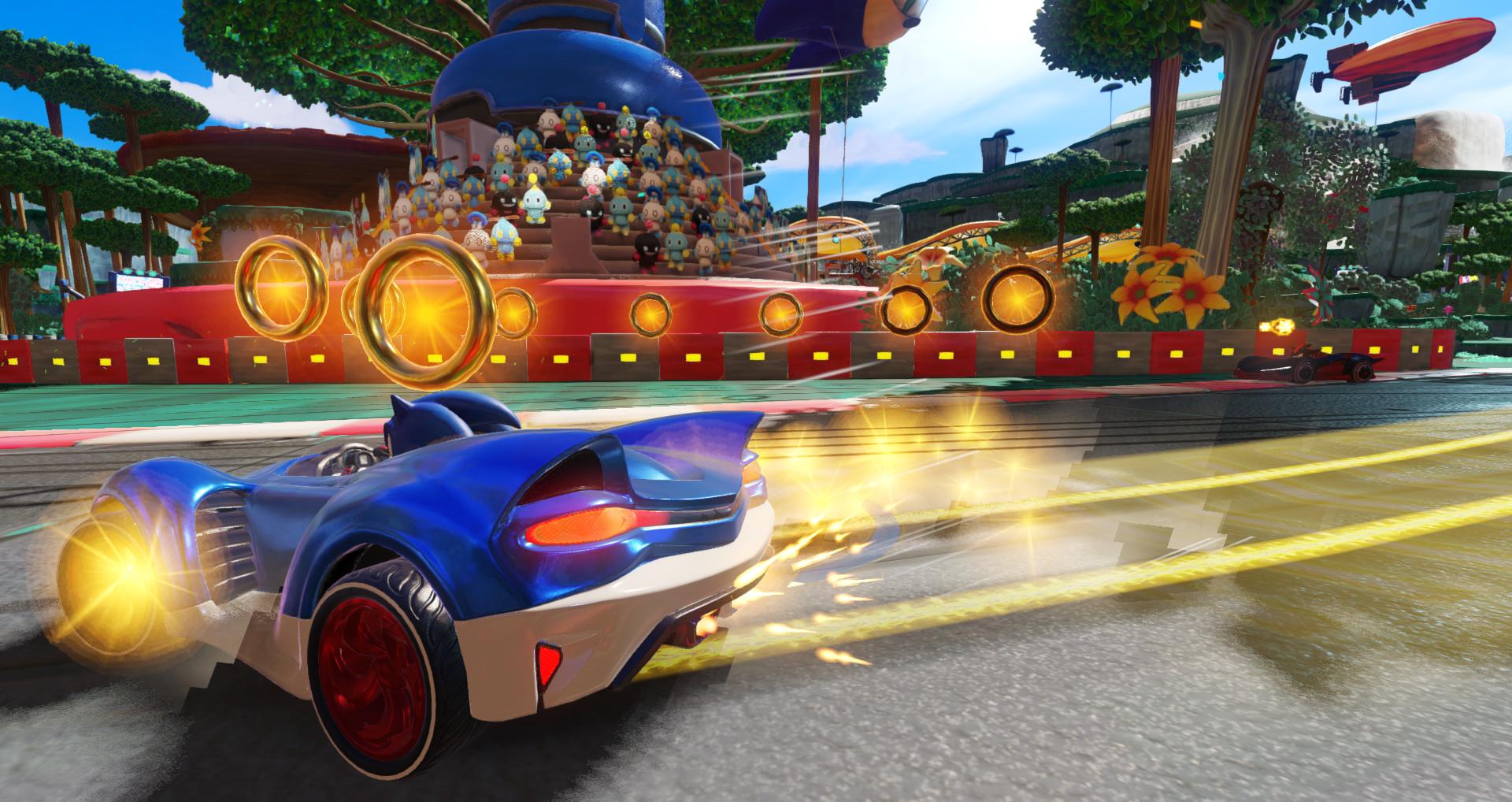组队索尼克赛车/Team Sonic Racing插图2