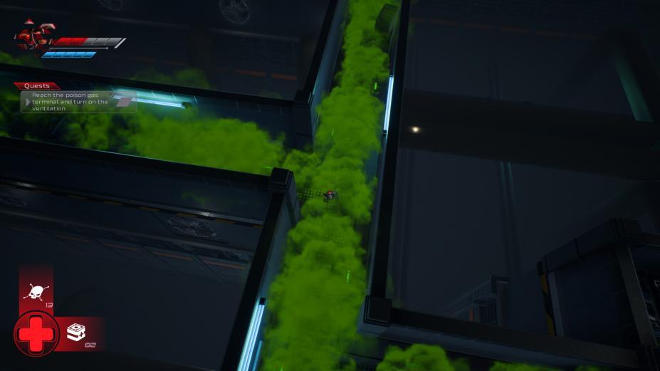 《量子复制》游戏截图