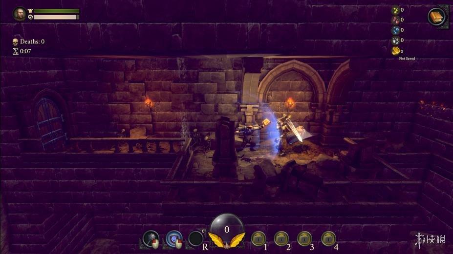 《阿兹兰故事:审判》游戏截图