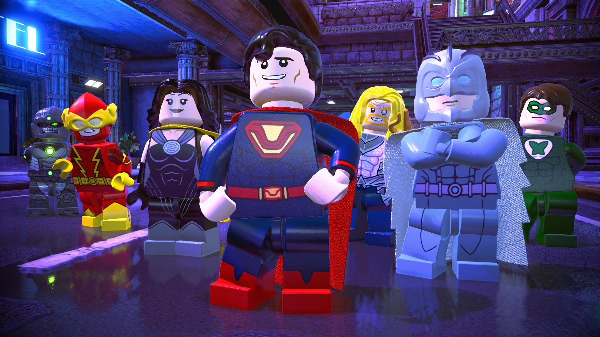 乐高DC超级反派/LEGO® DC Super-Villains
