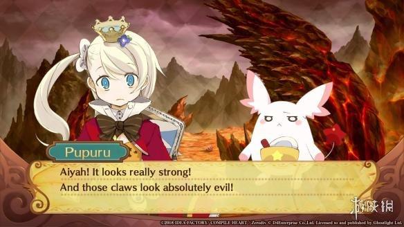 《圣魔导物语》游戏截图