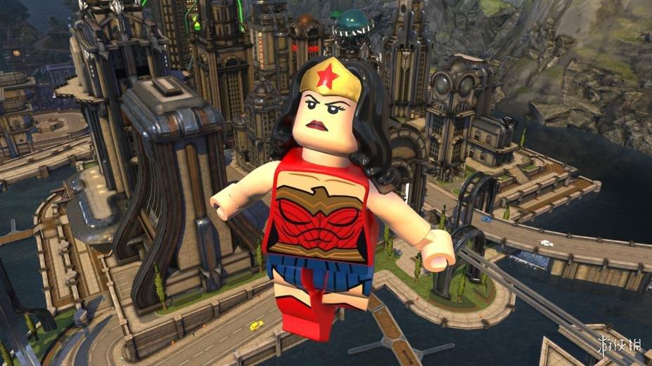 《乐高DC超级反派》游戏截图