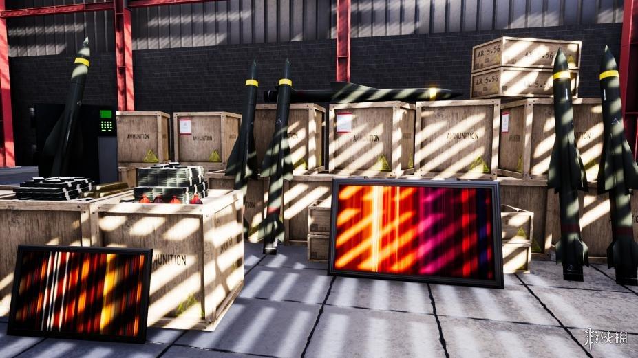《军械工人》游戏截图