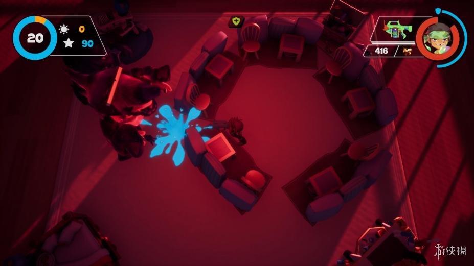 《安眠》游戏截图