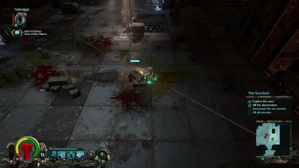 《战锤40K审判官殉道者》游戏截图-2