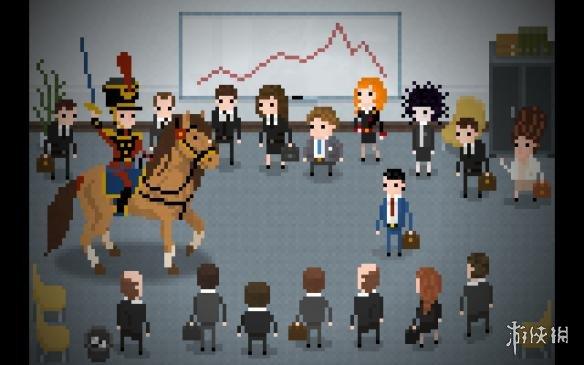 《疯狂雅皮士》游戏截图