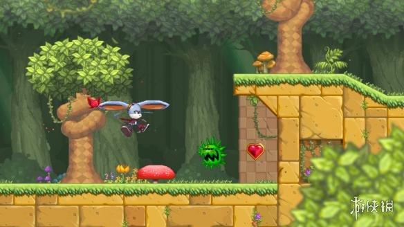 《风与狂野面具》游戏截图