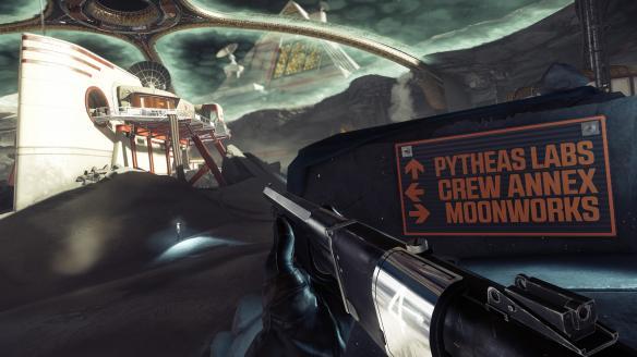 《掠食:Mooncrash》游戏截图