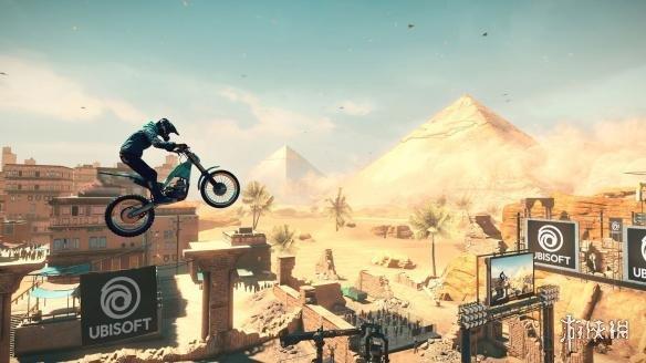 《特技摩托:崛起》游戏截图