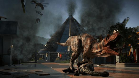 《侏罗纪世界:进化》游戏截图