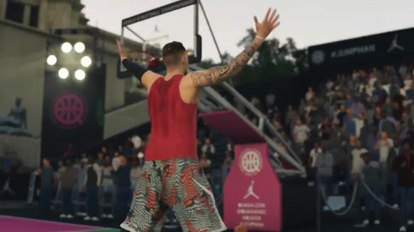 《NBA Live 19》游戏截图