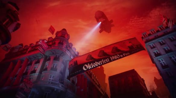《德军总部:新血脉》游戏截图