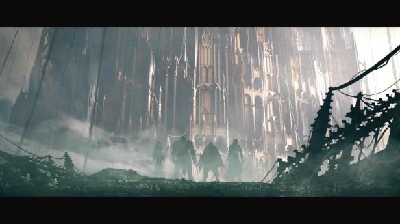 《巴比伦的陨落》游戏截图