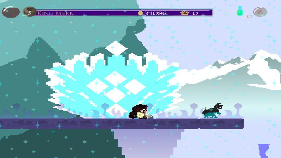 《乌里森寒冰阴影》游戏截图