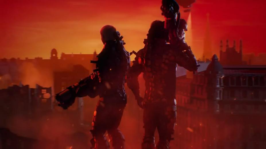 《德军总部:新血脉》游戏截图(1)