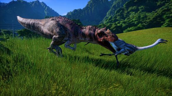 《侏罗纪世界:进化》游戏截图-2