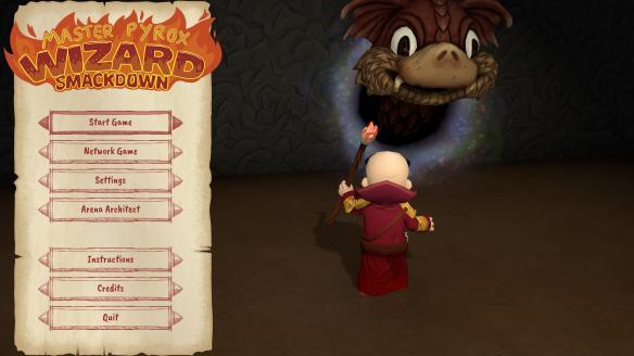 《Pyrox大师擂台》游戏截图