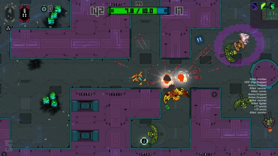 《原子劫掠》游戏截图
