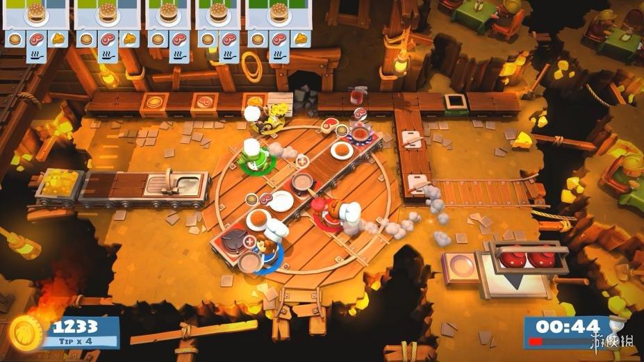 《煮糊了2》游戲截圖