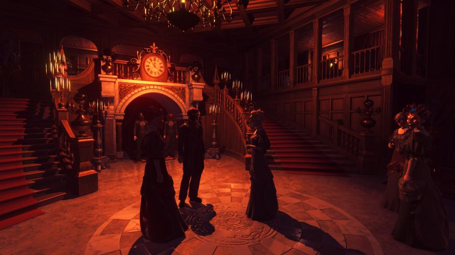 《黑暗欲望》游戏截图