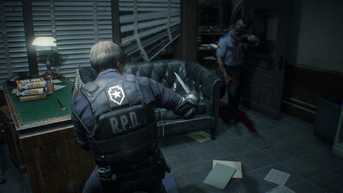 生化危机2:重制版/Resident Evil 2 Remake插图