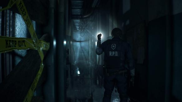 《生化危机2:重制版》游戏截图-2