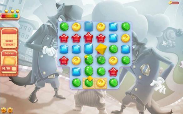 《糖果罪犯》游戏截图
