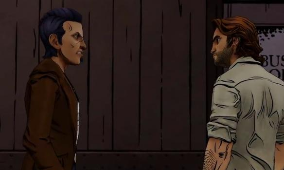 《与狼同行2》游戏截图