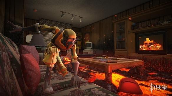 《炽热熔岩》游戏截图