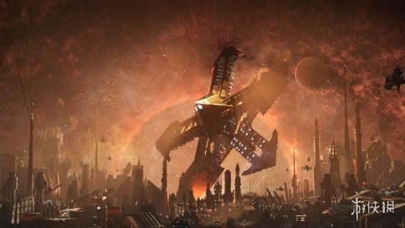 《哥特舰队:阿玛达2》游戏截图