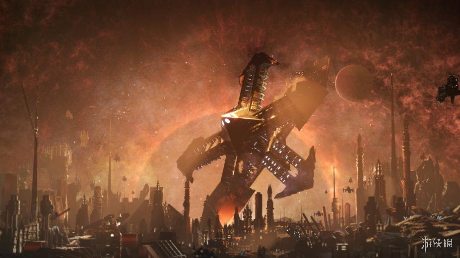 《哥特舰队:阿玛达2》游戏截图(1)