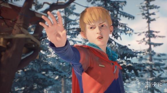 《超能队长》游戏截图