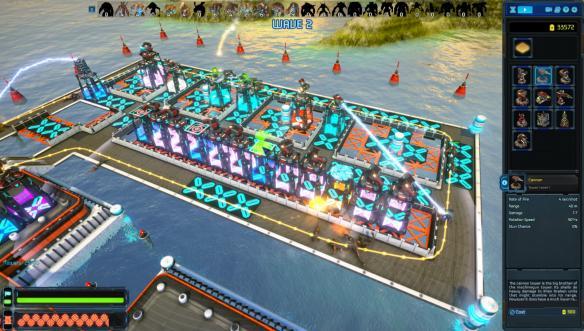 《防御任务部队》游戏截图