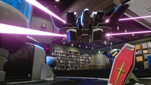 《新高达破坏者》游戏细节及各方面评价 可玩性玩家点评
