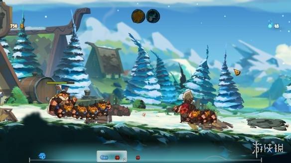 《劍與勇士2》游戲截圖