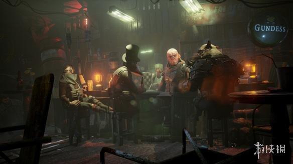 《突变元年:伊甸园之路》游戏截图