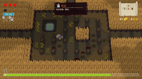 《西部炸弹人》游戏截图