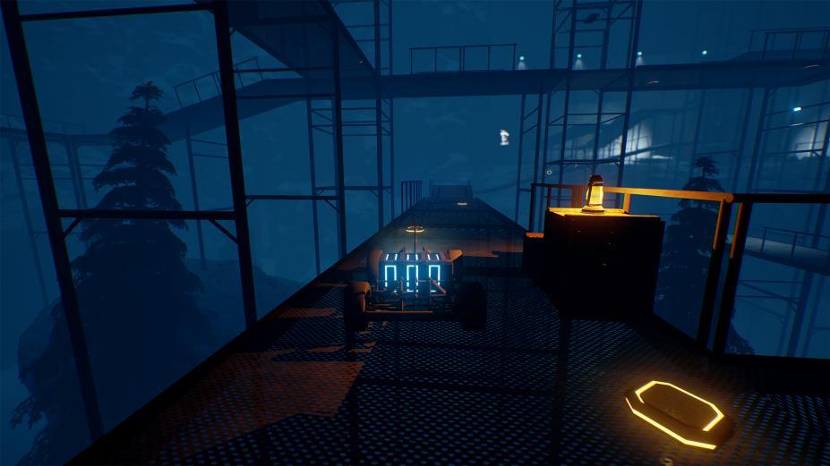 《致命运输》游戏截图