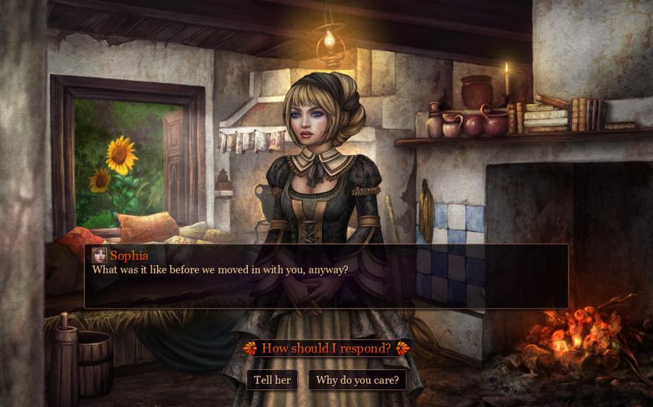 《煤渣》游戏截图
