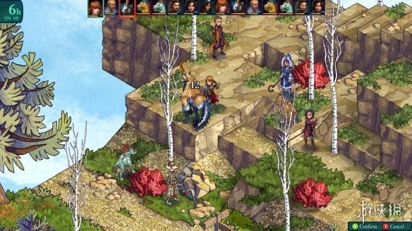 《封印:仲裁者马克》游戏截图