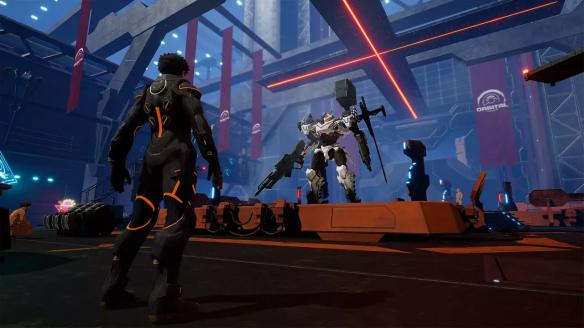 《Daemon X Machina》游戏截图-2