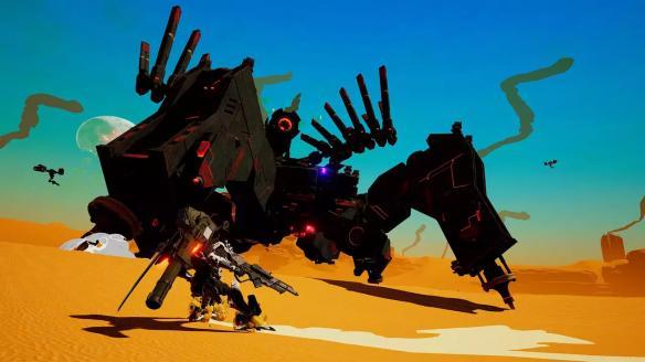 《Daemon X Machina》大发5分彩—极速5分彩截图-2