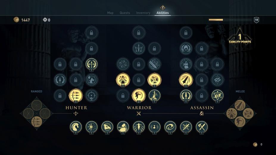 《刺客信條:奧德賽》高清游戲截圖-1