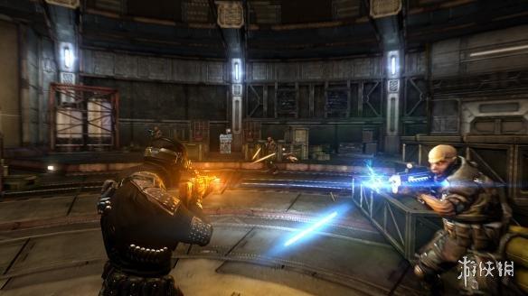 《反抗军2050》游戏截图