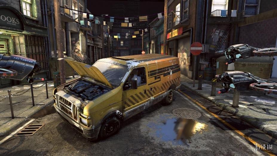 《汽车拆卸模拟器》游戏截图
