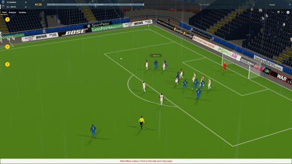 《足球经理2018》游戏截图-2