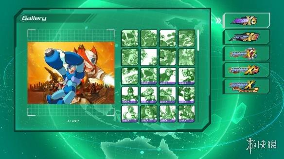 《洛克人X传奇收藏版2》游戏截图