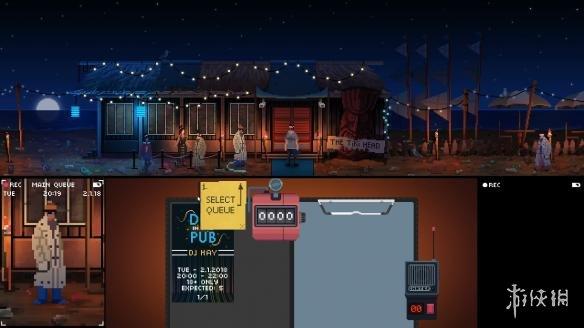 《不是今晚》游戏截图