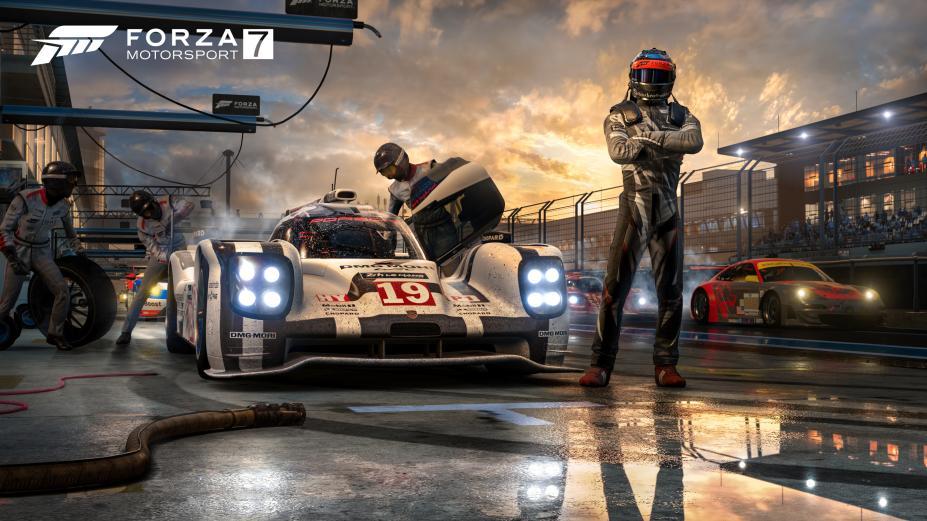 《极限竞速7》游戏截图3