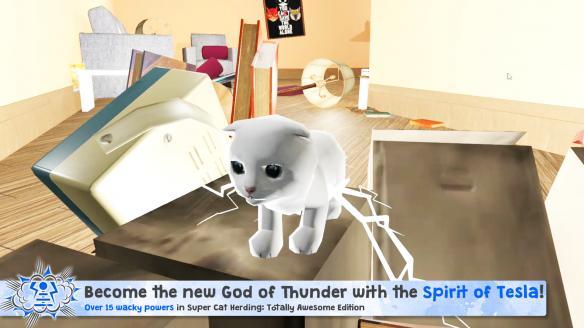 《超级猫群:绝佳版》游戏截图